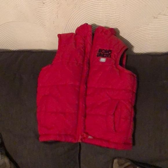 Ecko Unlimited Other - Red Ecko Unltd puffer vest